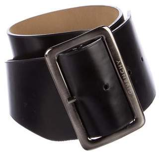 Givenchy Patent Leather Waist Belt