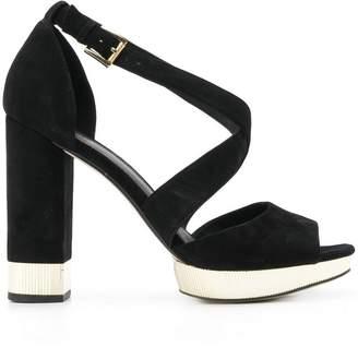 MICHAEL Michael Kors Valerie block heel sandals
