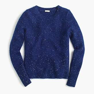 Collection marled crewneck sweater