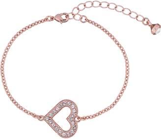Ted Baker Edriana Enchanted Heart Line Bracelet