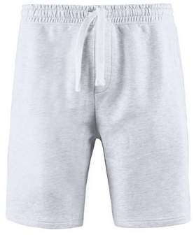 Burton Mens Light Grey Basic Jersey Shorts