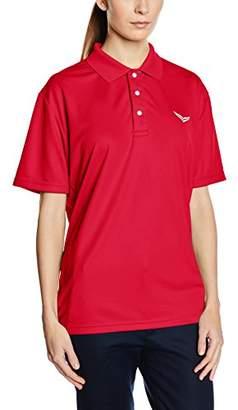 Trigema Women's 544601 Regular Fit Polo Short Sleeve Polo Shirt - Black - 22