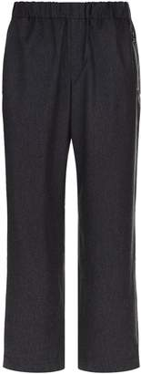 A Kind Of Guise Straight Leg Wool Trousers