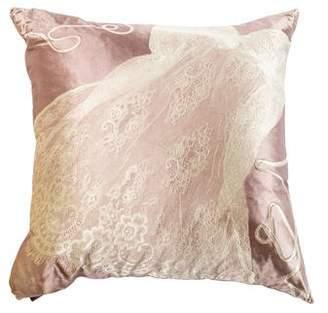 Aviva Stanoff Velvet Throw Pillow