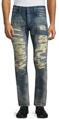 PRPS Demon Slim Straight Jeans