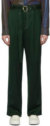 Sies Marjan Green Andy Trousers