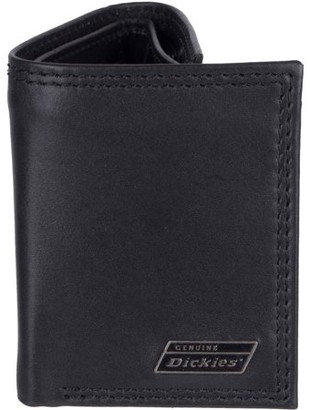Dickies Genuine  Trifold Men's Leather Wallet