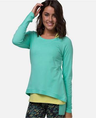Women Athletic Long-Sleeve T-Shirt