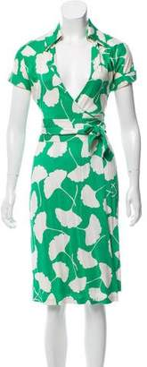 Diane von Furstenberg Avara Silk Dress