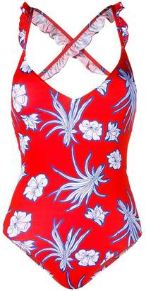 Pinko floral swimsuit