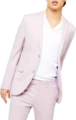 Topman Dax Super Skinny Fit Suit Jacket