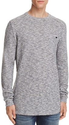 Sovereign Code Dries Striped Sweater $69 thestylecure.com