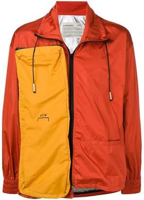 A-Cold-Wall* zipped pocket windbreaker