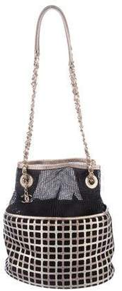 Chanel Up In The Air Bucket Bag