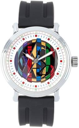 Marvel Marvel's Avengers Endgame Men's Silicone Band Watch