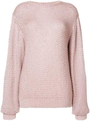 Stella McCartney round neck knit jumper