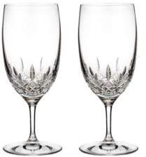 Waterford Lismore Essence Iced Beverage Glass, Set of 2