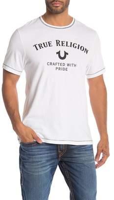 True Religion Heritage Logo Tee