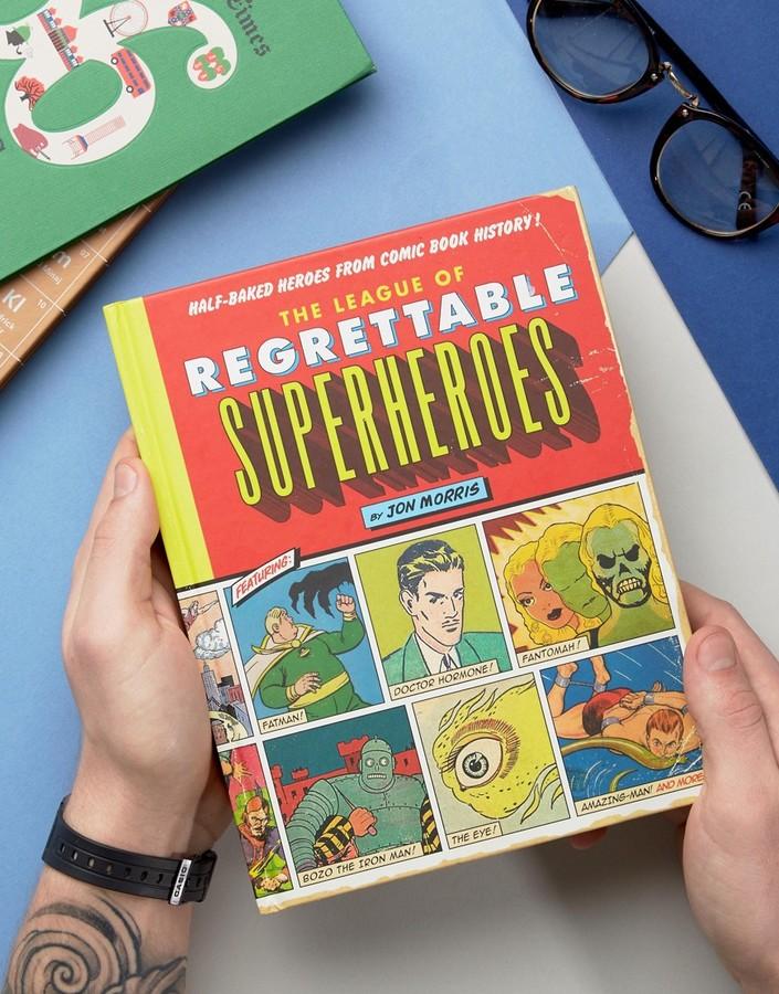 Books The League Of Regrettable Superheros Book