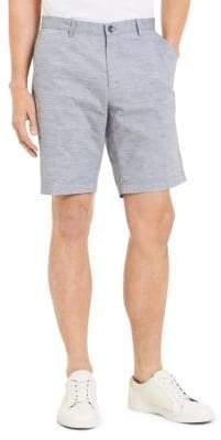 Calvin Klein Buttoned Cotton Shorts