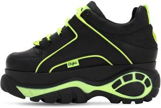 Buffalo London 75mm Multicolor Leather Sneakers