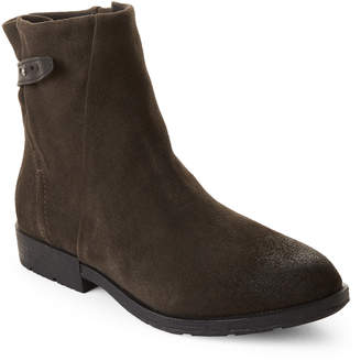 Cougar Grey Yazoo Suede Ankle Boots