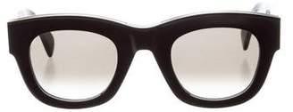 Celine Strat Brow Sunglasses