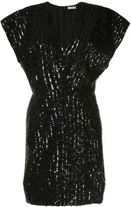 Nina Ricci sequined party dress