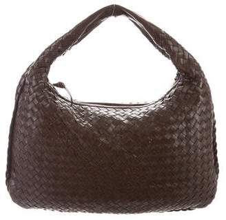 Bottega Veneta Nappa Medium Intrecciato Hobo