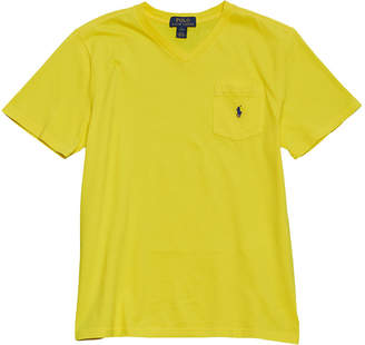 Polo Ralph Lauren Boys' Pocket T-Shirt