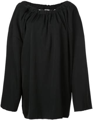 Comme des Garcons oversized sweater