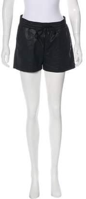Current/Elliott Mid-Rise Mini Shorts