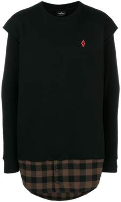 Marcelo Burlon County of Milan Dogo long sweater