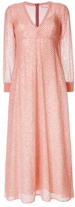 RED Valentino glitter dot gown