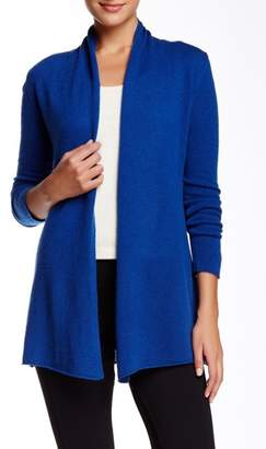 In Cashmere Open Front Cashmere Cardigan $262 thestylecure.com