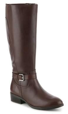 Lauren Ralph Lauren Makenzie Wide Calf Riding Boot