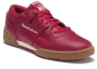 Reebok Workout Clean MU Sneaker