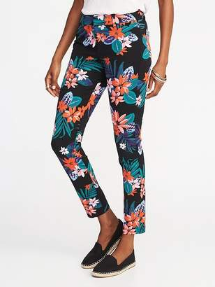 Old Navy Mid-Rise Pixie Ankle Pants for Women
