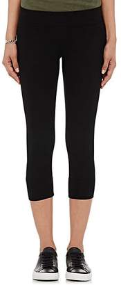ATM Anthony Thomas Melillo Women's Crop Yoga Pants - Black