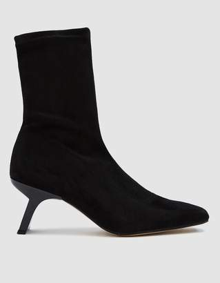 eff86f5f98c35 Miista Geneveive Suede Boot in Black