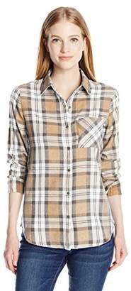 Rip Curl Junior's Monroe Plaid Shirt