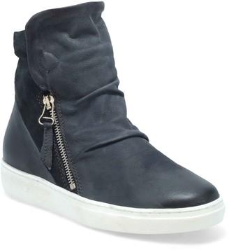 Miz Mooz Leather Slip-On Casual Sneakers - Lavinia