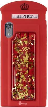 Harrods x Skinnydip Silcone Phonebox iPhone X/XS Case