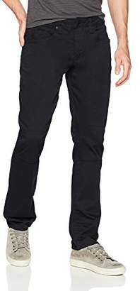 Buffalo David Bitton Men's Ash-x Slim Fit Authentic Wash Stretch Denim Pant