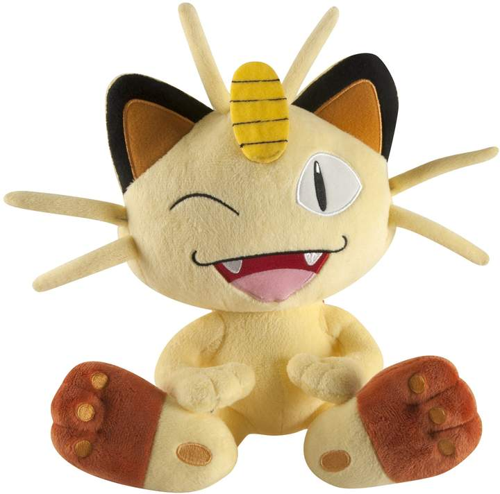 Pokmon Pokemon Large Meowth Plush