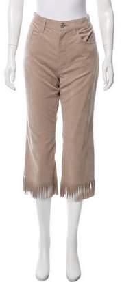Junya Watanabe Comme des Garçons High-Rise Faux Leather Pants w/ Tags