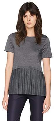 ... BOSS ORANGE BOSS Casual Women\u0027s Tiplisse 10199617 01 Long Sleeve Top