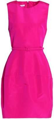 Oscar de la Renta Silk-Taffeta Dress