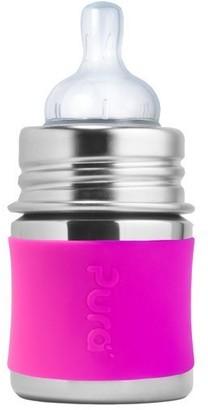 Baby Essentials Pura Infant Bottle - Pink, 5oz
