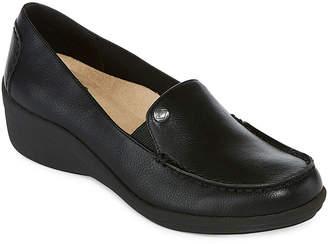 ST. JOHN'S BAY Illana Womens Slip-On Shoes